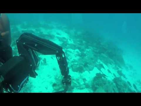 U-boat C-explorer 3 in Seychelles