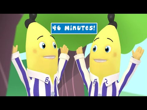 Animated Compilation #33 - Full Episodes - Bananas In Pyjamas Official