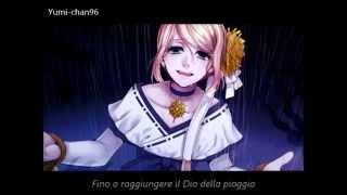 Vocaloid Rain song [Rin Kagamine] sub ita