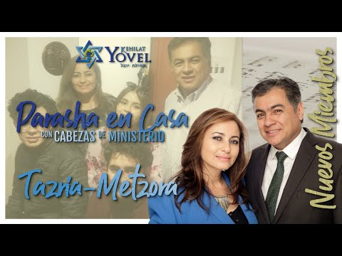 #Tazria #Metzora - Parasha en Casa