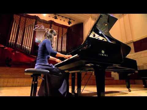 Saskia Giorgini – Ballade in A flat major Op. 47 (first stage)