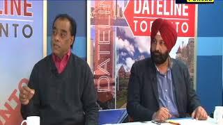 Date Line Toronto | Satpal Singh & Kuldeep Brar | Host: Harjit Gill