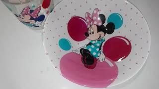 Набор детский Luminarc Disney Party Minnie - обзор