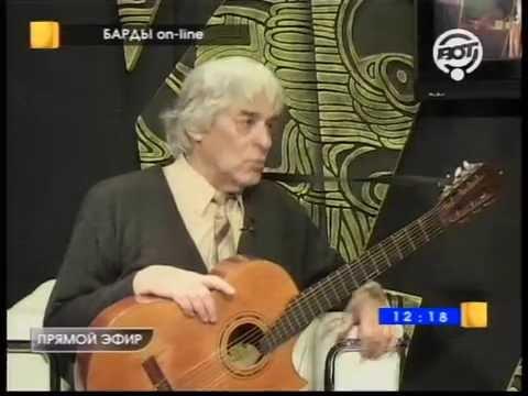 Альфред Тальковский в гостях у Елены Гудковой