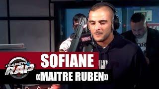 """[Inédit] Sofiane """"Maître Ruben"""" en live #PlanèteRap"""