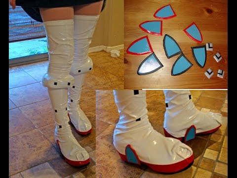 how to find shoes for cosplay