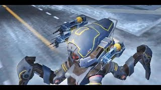 War Robots [4.2] Test Server -  NEW Robots Invader Game play