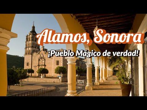 Alamos el Pueblo Mágico de Sonora