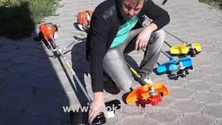 видео Какой садовый инструмент выбрать: мотокоса или триммер