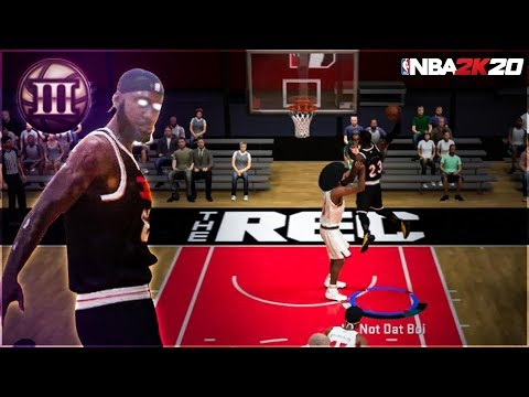 My LEBRON JAMES BUILD DESTROYED a LOCKDOWN all ISO in NBA2K20