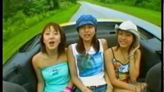 2002年。 酒井彩名、あびる優、木南晴夏.