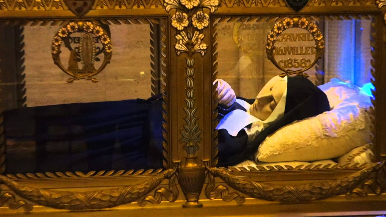 Image result for Bernadette Soubirous
