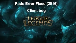 видео How to fix Unable to connect to server League of Legends