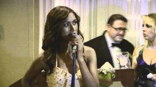 Ms. Saffron Rayn Answers Questions at Mr. and Ms. Perfect Creatures Pageant 2011