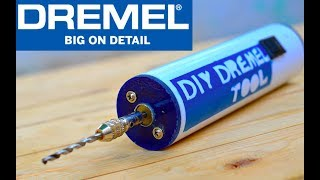 How to make a Portable Dremel tool under 10$