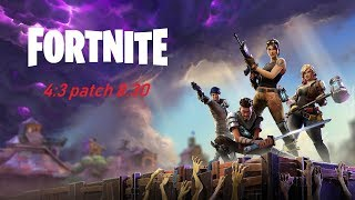 Play by ecrant etirer after patch 8.30 (Fortnite)❗️