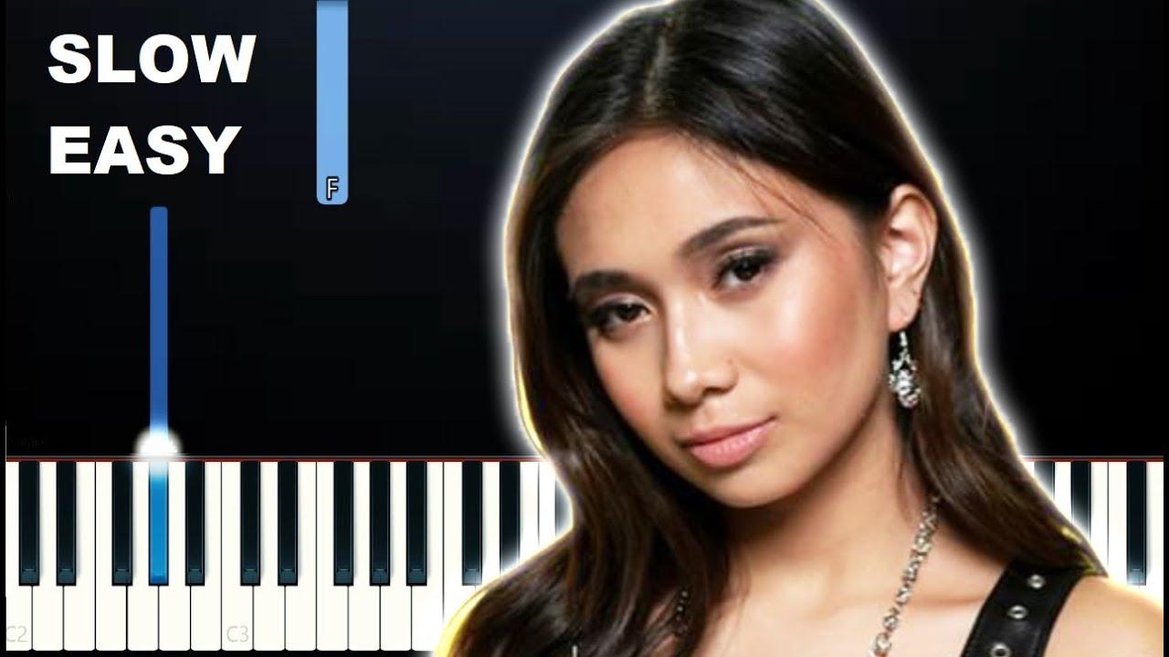 La La Lost You - NIKI (piano cover) - YouTube