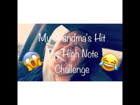 Hit the High Note Challenge - YouTube