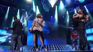 Deep Zone Project и Авеню на сцената на X Factor с Модна къща Junona