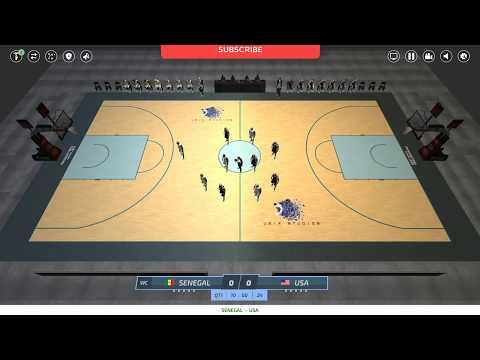 Pro Basketball Manager 2019 Gameplay (PC Game)