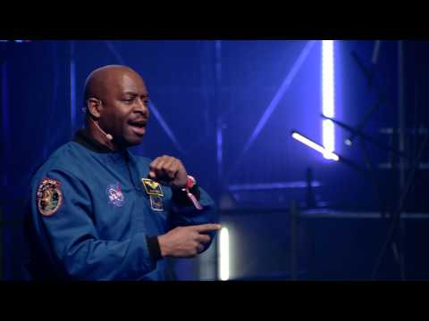 The Right Stuff Is The Never Give Up Stuff by Former Astronaut of NASA