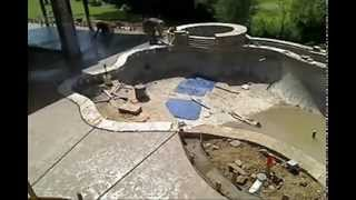 Swimming Pool Construction -Time Lapse(, 2011-08-06T22:48:10.000Z)
