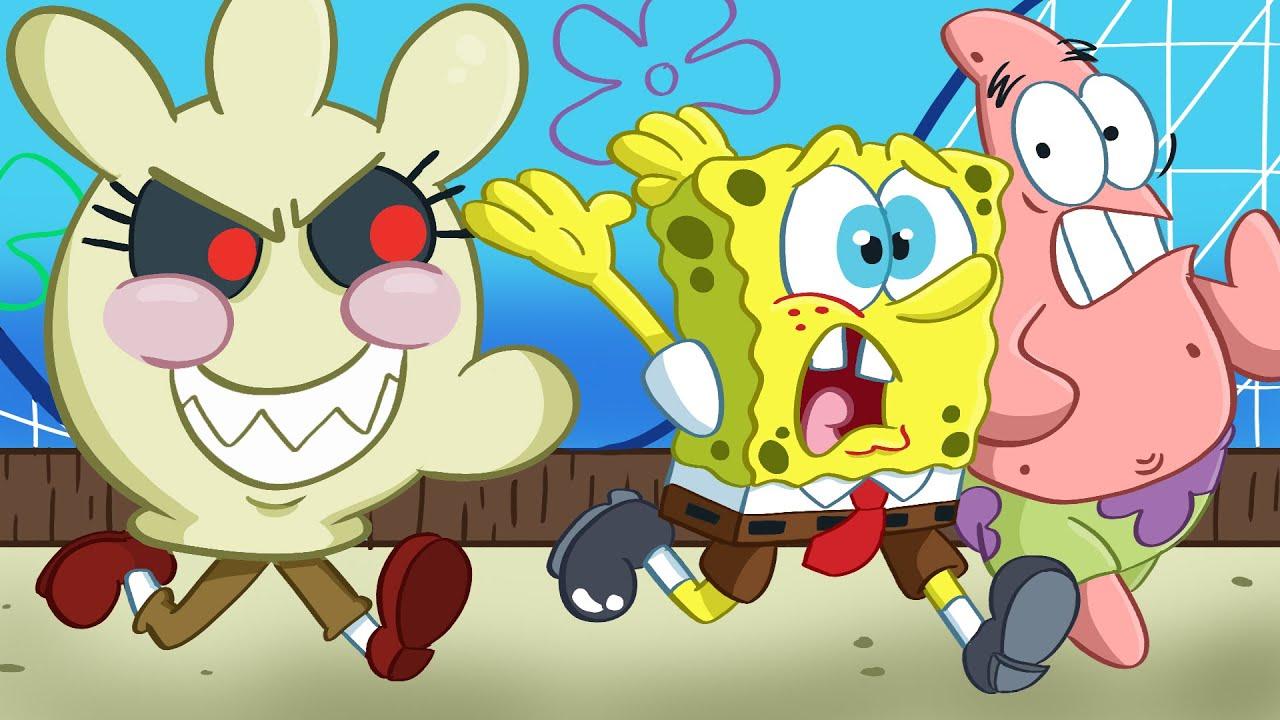 Spongebob in Glove World!
