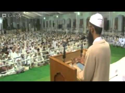 International Conference on World Peace -- 17th March 2013 -- Night Event -- Part 2