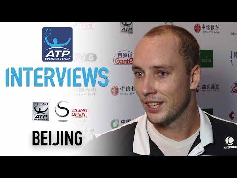 Darcis Dismantles Carreno Busta In Beijing Interview 2017