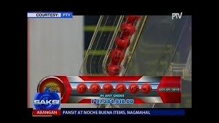 Saksi: P97,384,918 jackpot prize sa 6/49 super lotto, may isang lucky winner na