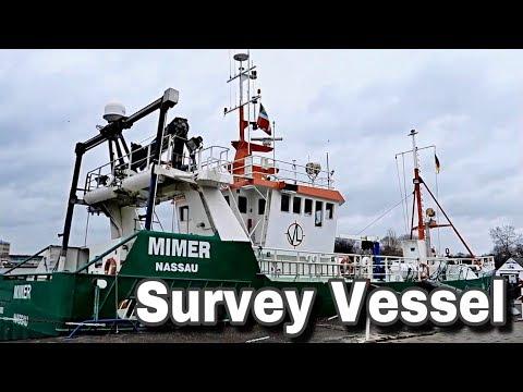 "Survey Vessel ""MIMER"" IMO 8661812"