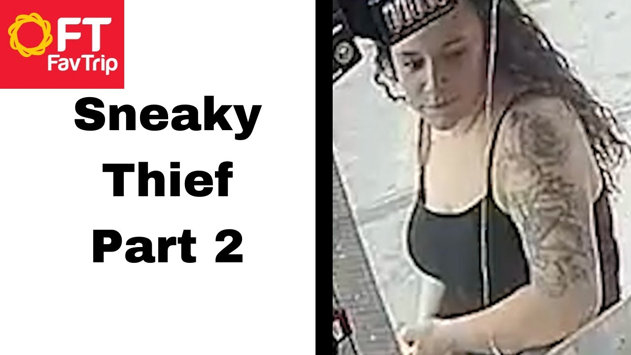 Sneaky Thief Part 2