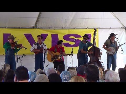 17th Annual Elvis Festival 8/28/16 Krazy Kirk & the Hillbillies's 12:30pm show