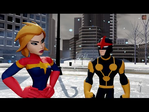 disney infinity 20 marvel superheroes � nova in the