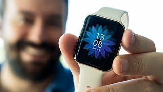 Oppo Watch - WearOS'li Apple Watch