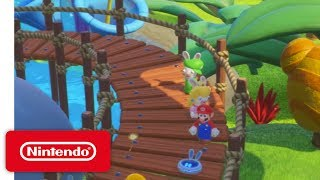 Mario + Rabbids Kingdom Battle - Demonstration - Nintendo E3 2017