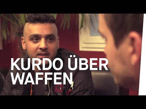 Kurdo im Interview über Waffen (Was macht eine Waffe mit mir? Extrainhalt)