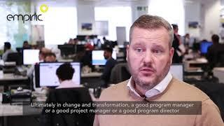 Traditional transformation skills Vs digital transformation skills