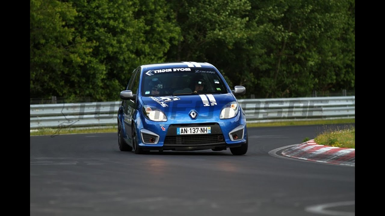 30 06 13 nurburgring nordschleife twingo rs cup lap 4 youtube. Black Bedroom Furniture Sets. Home Design Ideas