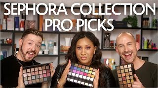 SEPHORA COLLECTION PRO Picks ft. PRO Eyeshadow Palettes | Sephora