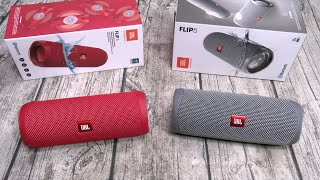 JBL Flip 5 - Is It Better Than The JBL Flip 4?