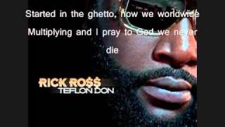 Lyrics - Rick Ross - Free Mason Ft. Jay-Z & John Legend