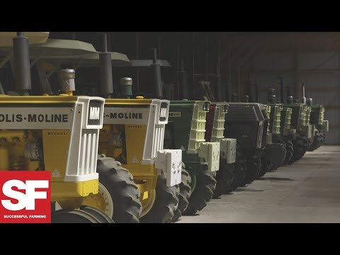 The Tractor Doctor's Massive Antique Tractor Collection | Ageless Iron | Successful Farming