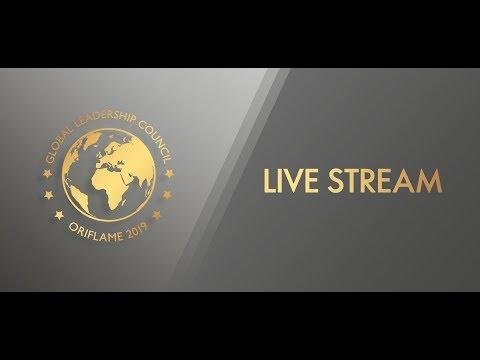 Live Stream | Global Leadership Council | Oriflame
