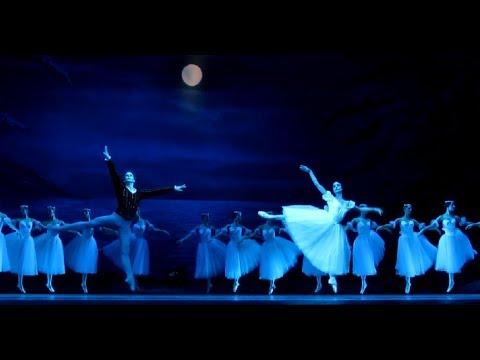 """""""Giselle"""".7th Ballet Festival. Kremlin ballet. """"Жизель"""". Кремлевский балет."""