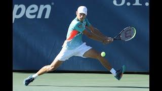 Alex de Minaur vs Karen Khachanov | US Open 2020 Round 3