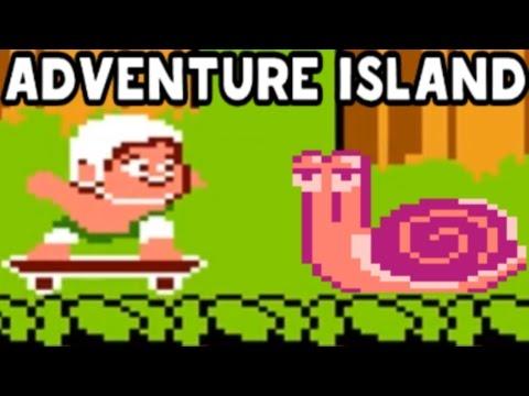 Adventure Island - Как далеко я смогу пройти?