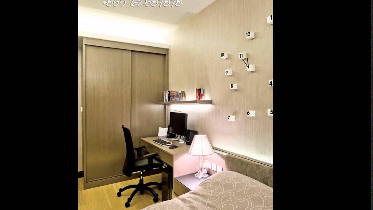 室內設計 香港何文田半山壹號 B - YouTube