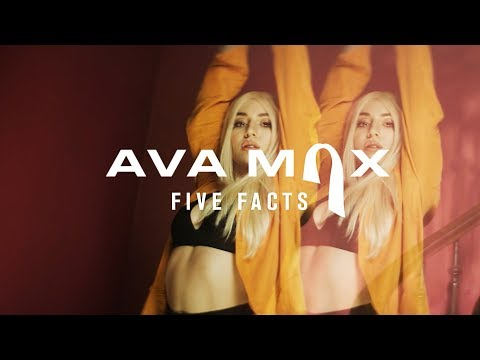 Ava Max | Five Facts
