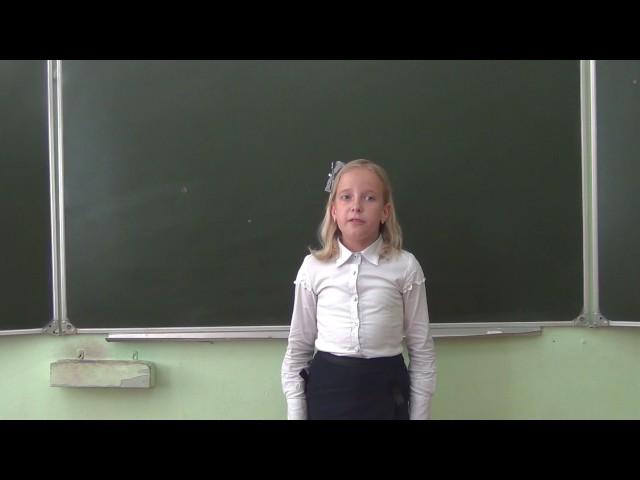 Изображение предпросмотра прочтения – ВарвараШашлова читает произведение «Пехотинец» К.М.Симонова